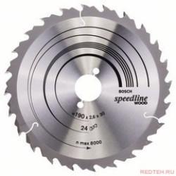 Диск пильный по древесине 160х20 мм Bosch / 2.608.640.786